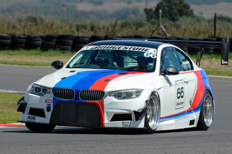 Time Trials: Leon Loubser (Bidwheels BMW E92 335i)