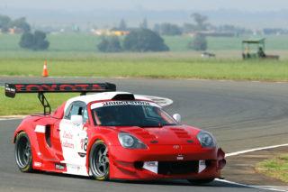 Time Trials: Pieter Zeelie - Toyota MR2