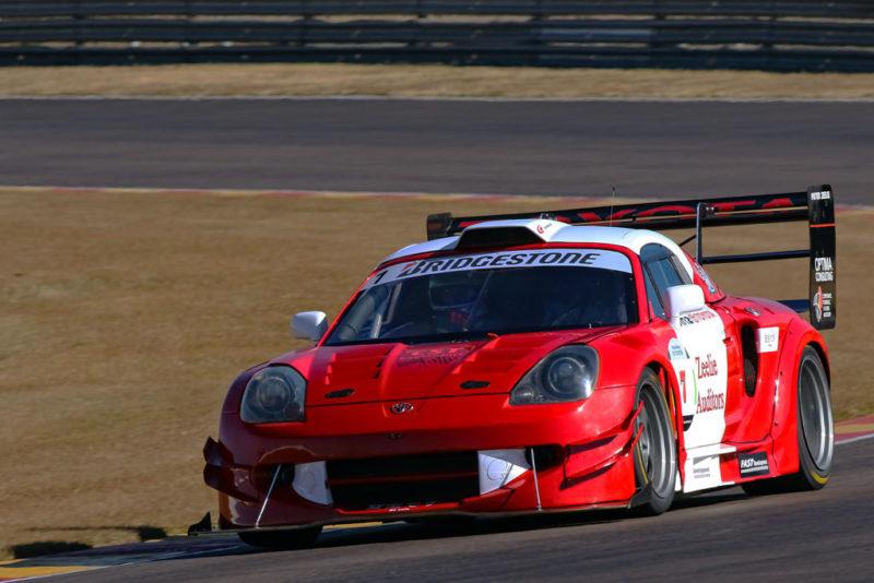 Time Trials: Pieter Zeelie (Zeelie Auditors Toyota MR2)