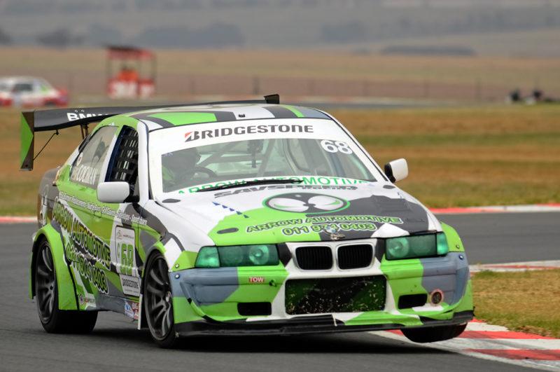Class C: Troy Cochran (Arrow Automotive BMW E36 M3)