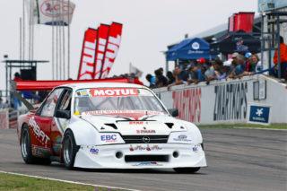 Willie Hepburn (Opel Rekord V8)