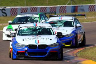 Winner: Class A - Rick Loureiro (Combined Racing BMW F30 335i)