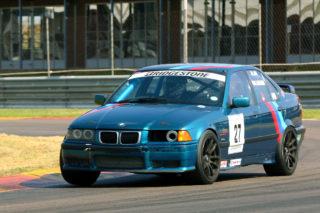 Winner: Class D - Alan Hilligenn (BMW E36 328i)